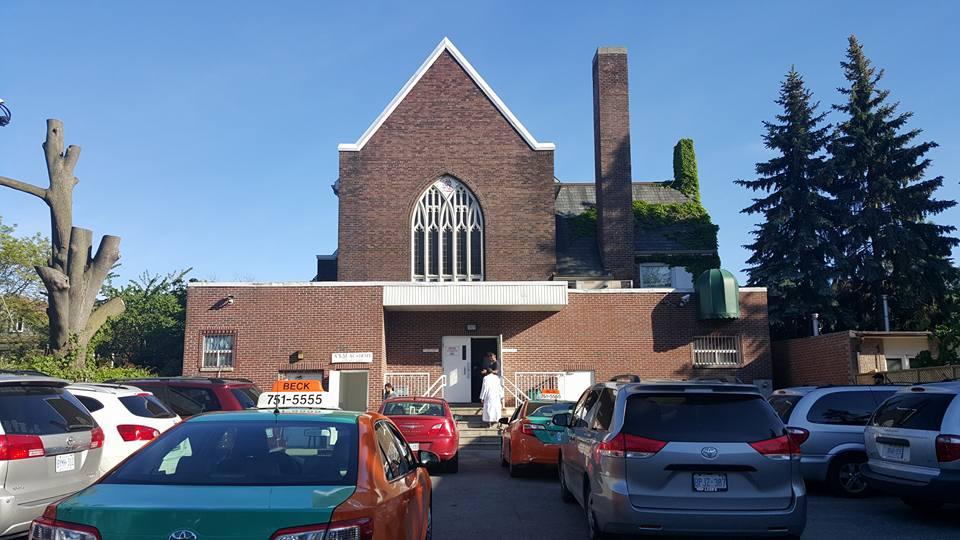 Gereja Disulap Jadi Masjid