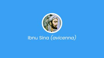 ibnu sina- Avicenna