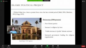 islamic political